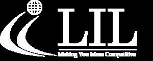 LIL Logo White